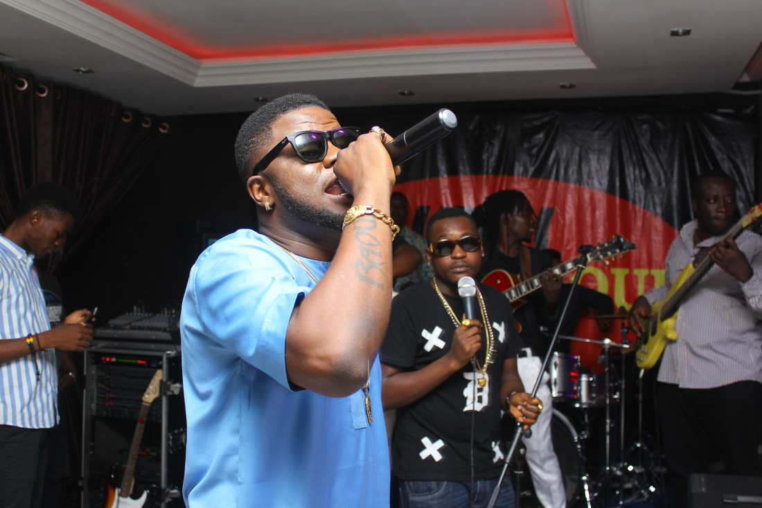Loud N Proud Live with Skales