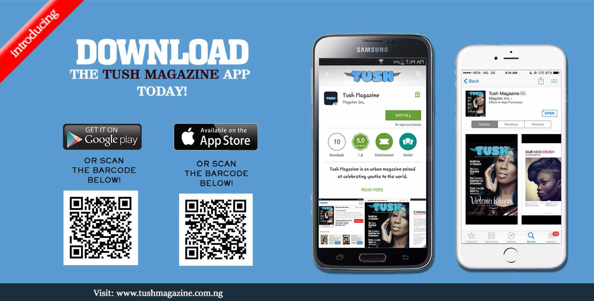 Download Our Mobile Apps