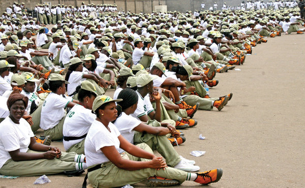 NYSC OR …?