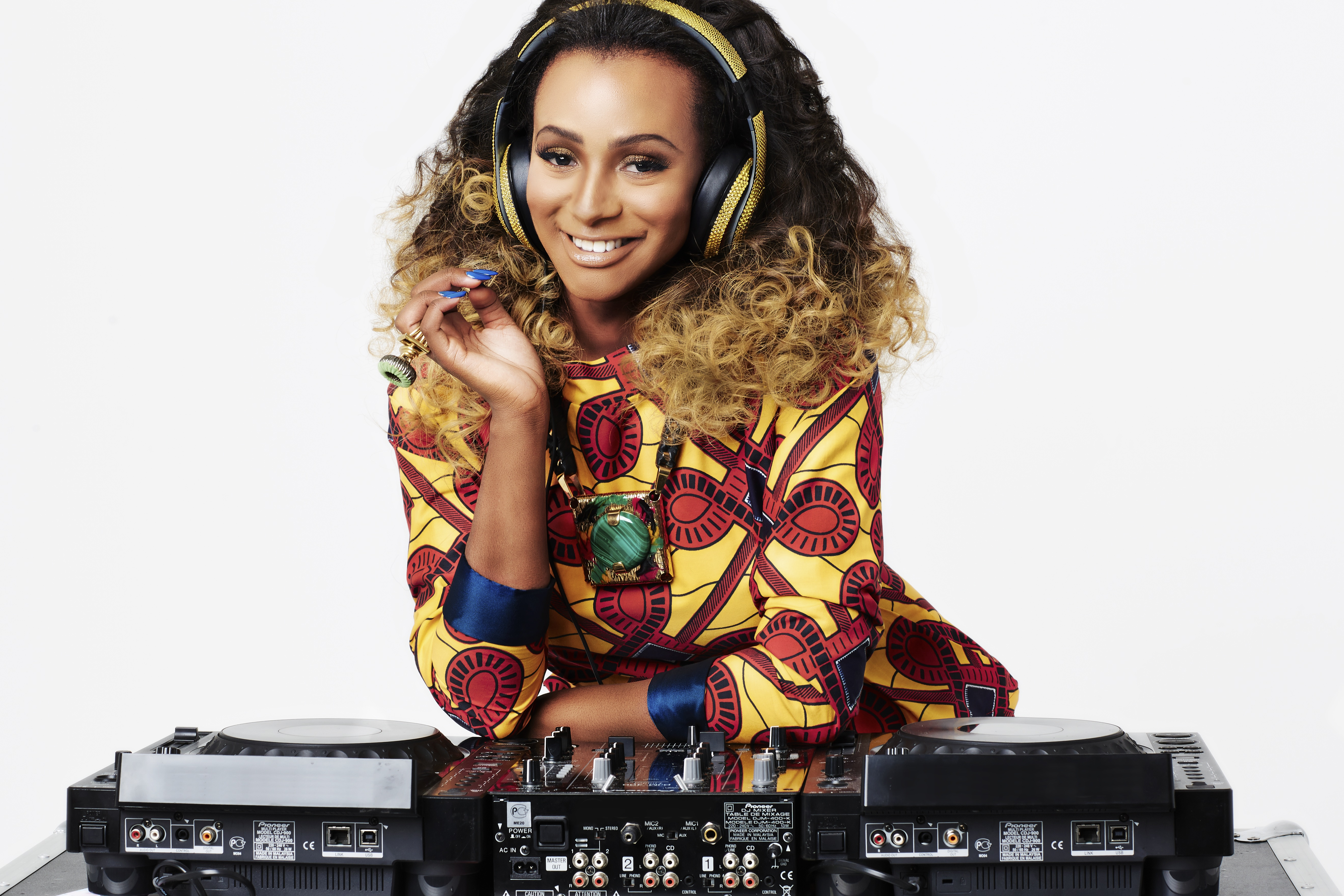 Exclusive One-on-One with DJ Cuppy
