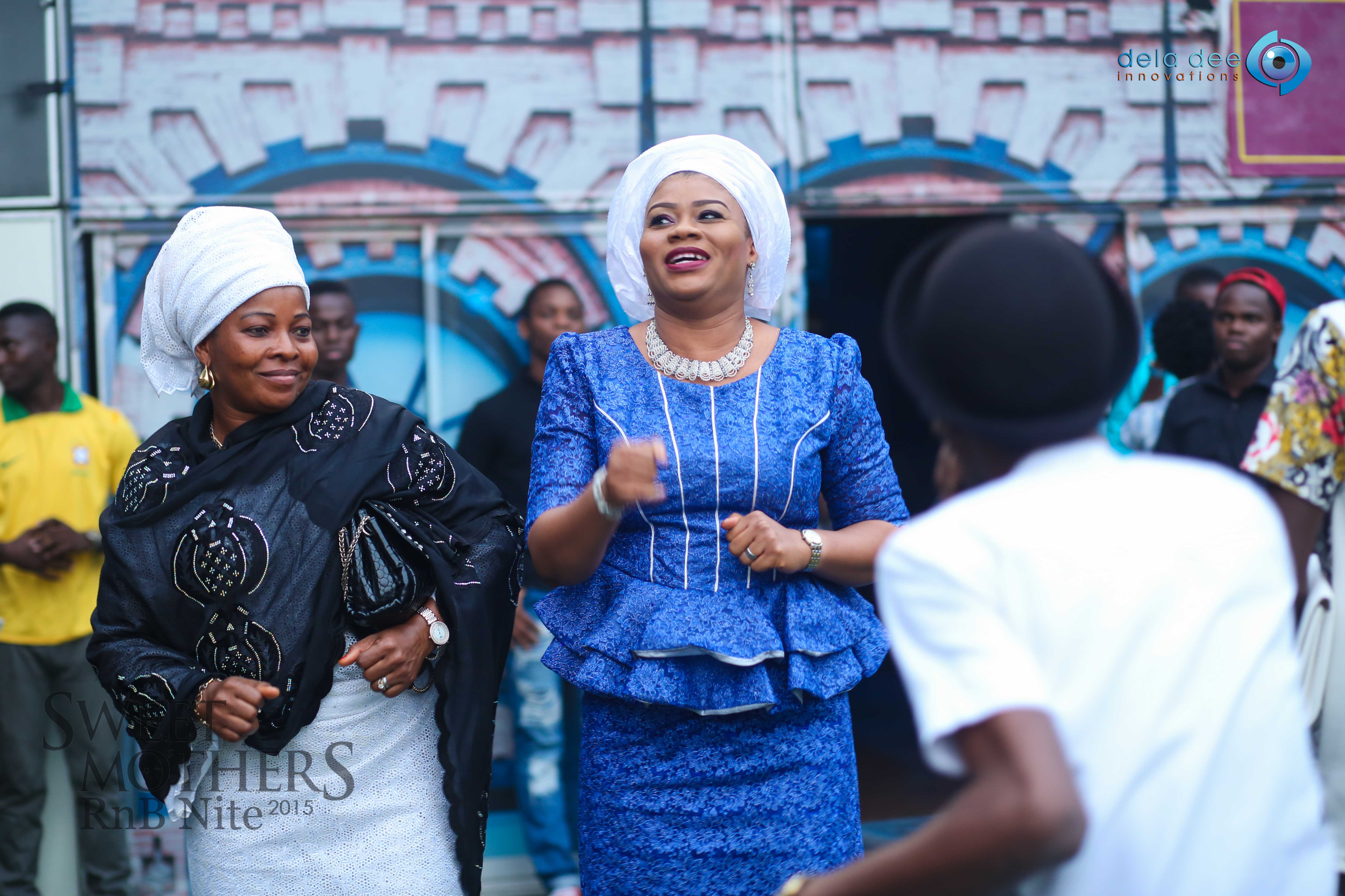 Pictures from the SweetMothers R'nB Nite 2015