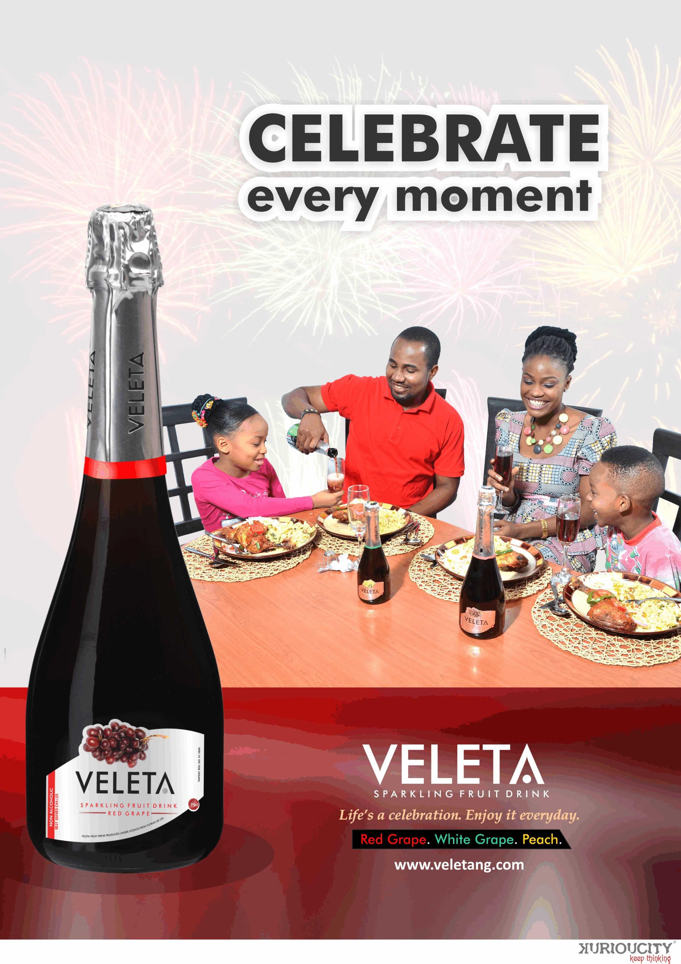 VELETA family PRESS magazine
