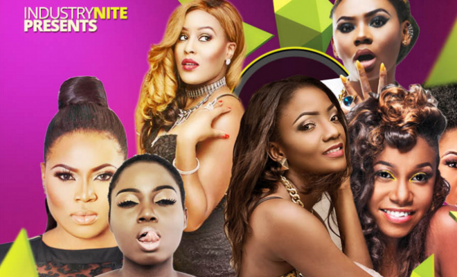 My Industry Nite Diary – Winifred Ononikpo