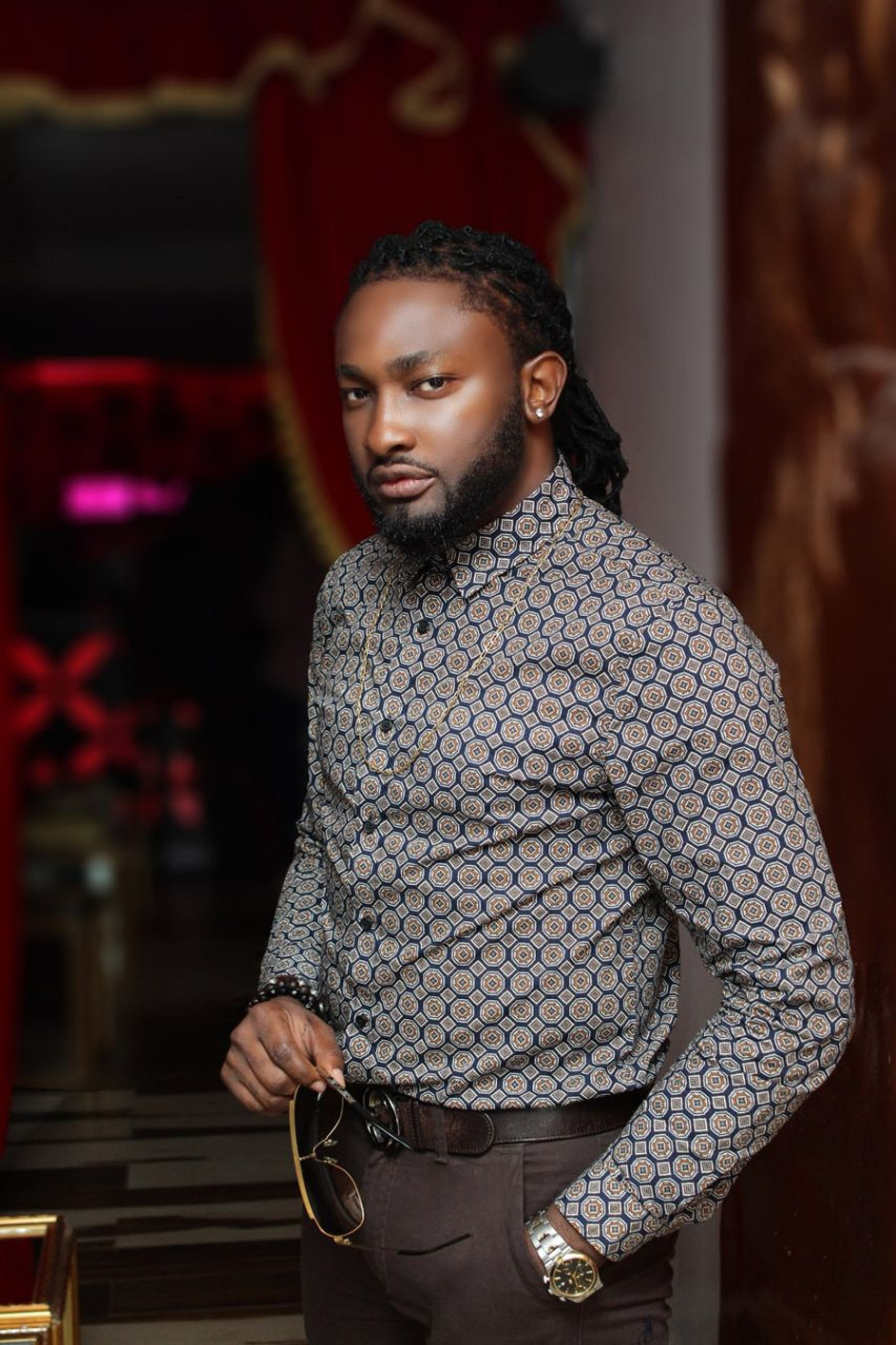 """I'm a Very Religious Person"" – Uti Nwachukwu"