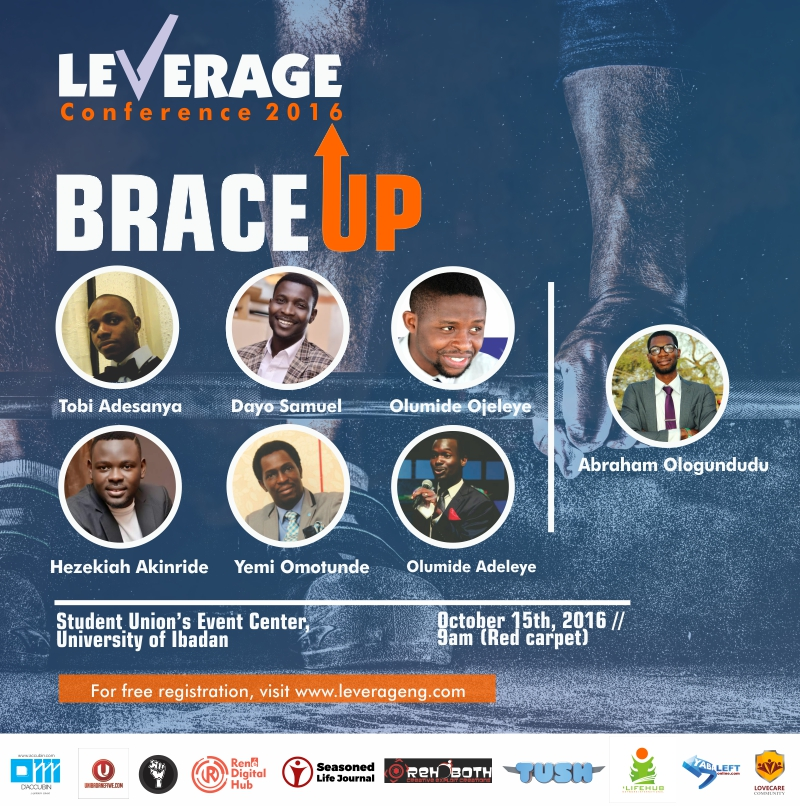 Attend Leverage Conference 2016 This October