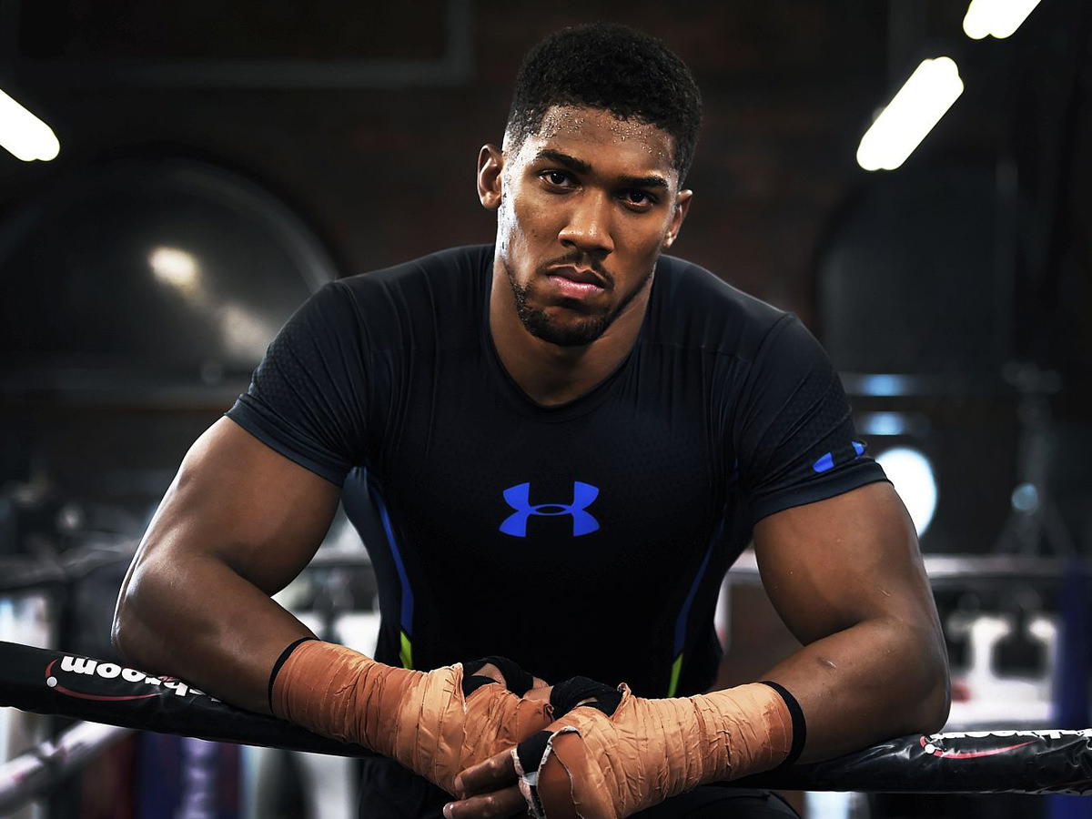 13 Things About Anthony Joshua You Need To Know