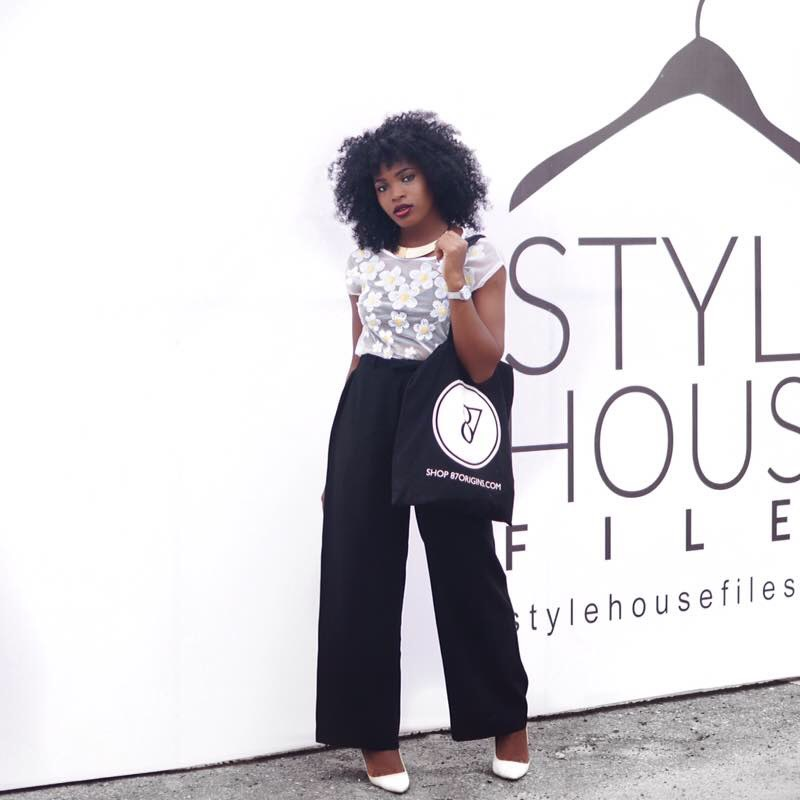 Creatives Under 30 Years: Meet Ifeoma Amadi, A Fashion and Style Blogger