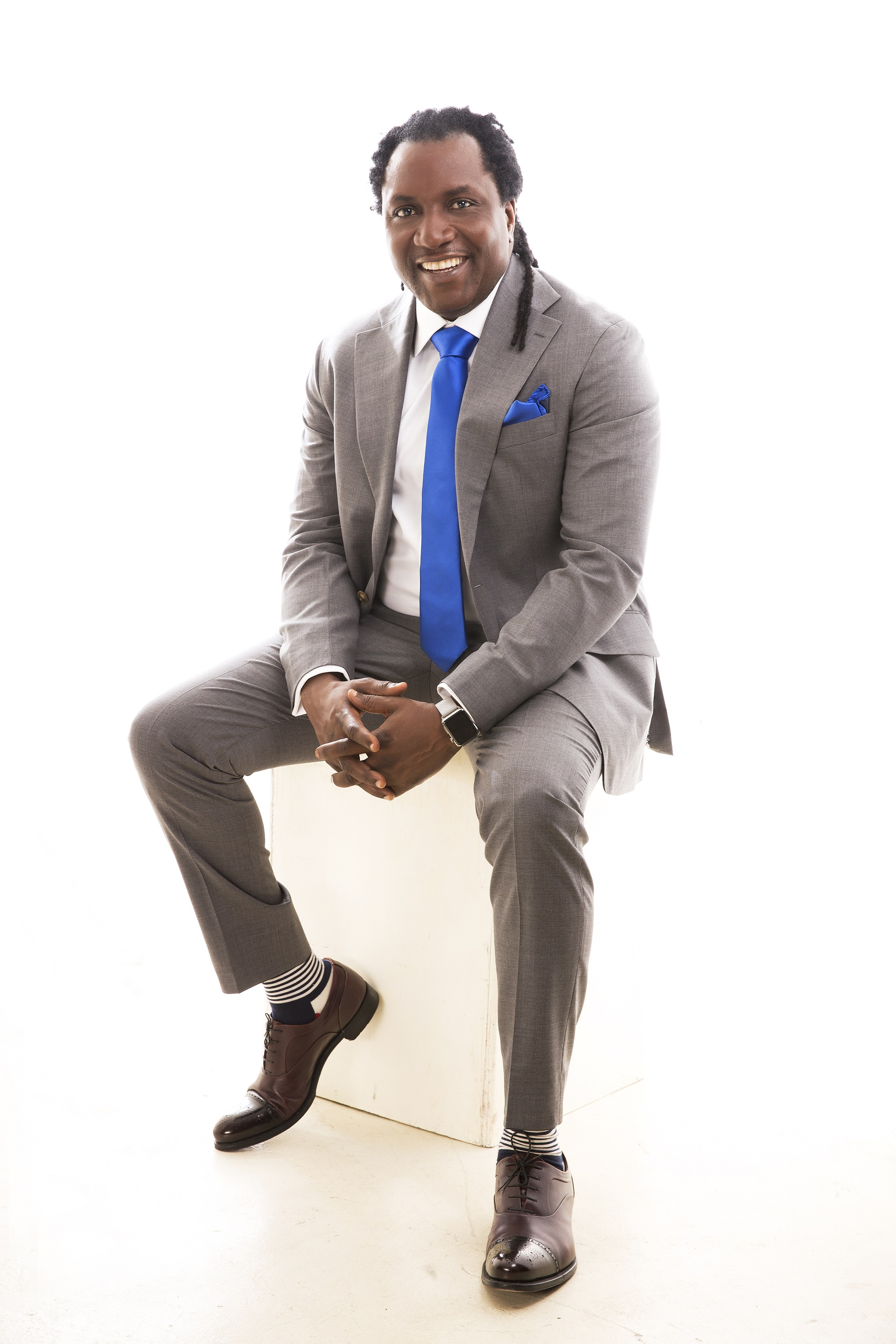 'Life Changed For Me When I Turned 40' – Steve Babaeko