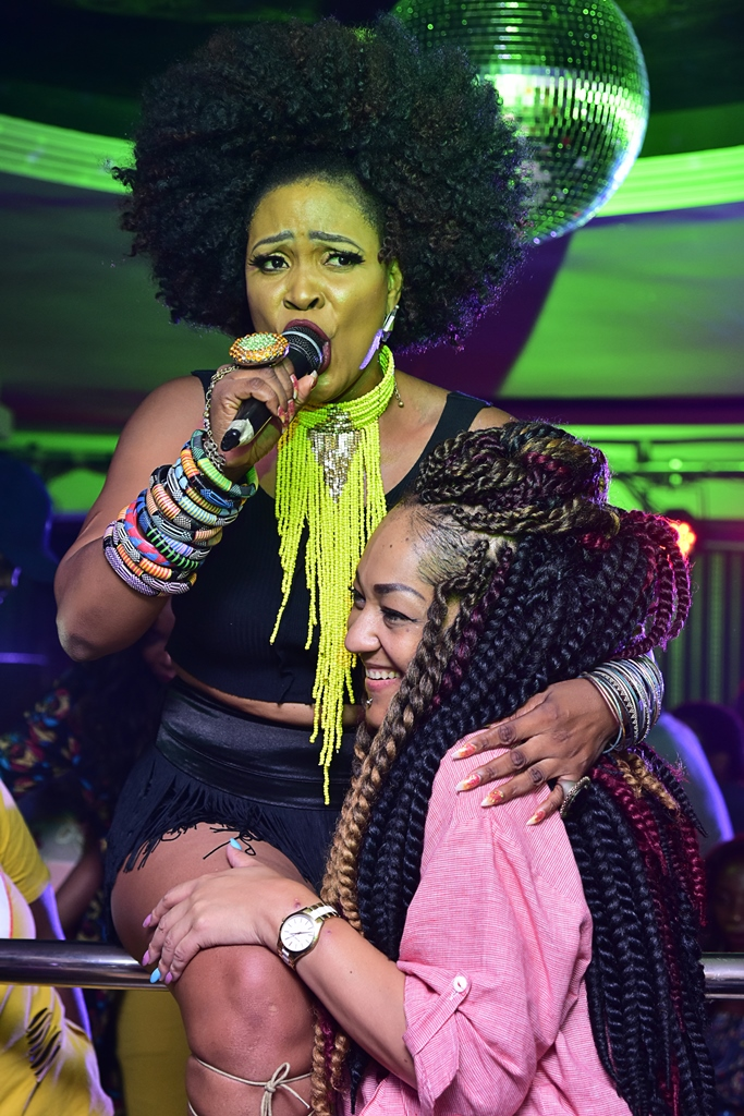 Photos From One Nite Unplugged With Muma Gee