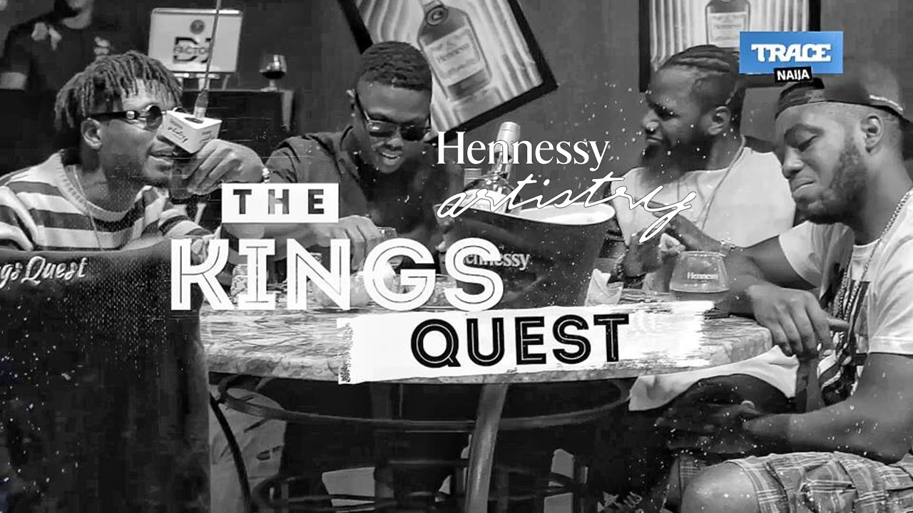 Vector, PJ Odukoya, Jessay and Prometh Trade Verses for the Hennessy Cypher 2017