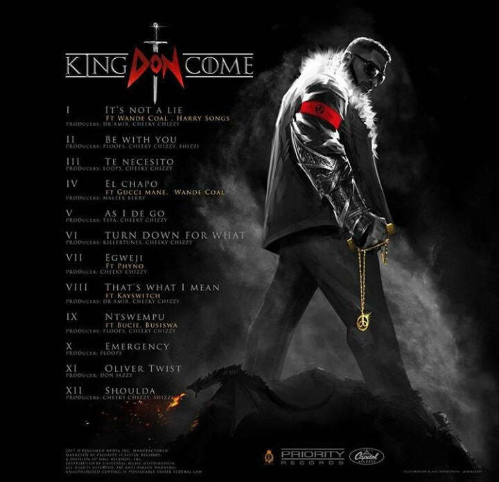 Album Review: D'Banj – King Don Come