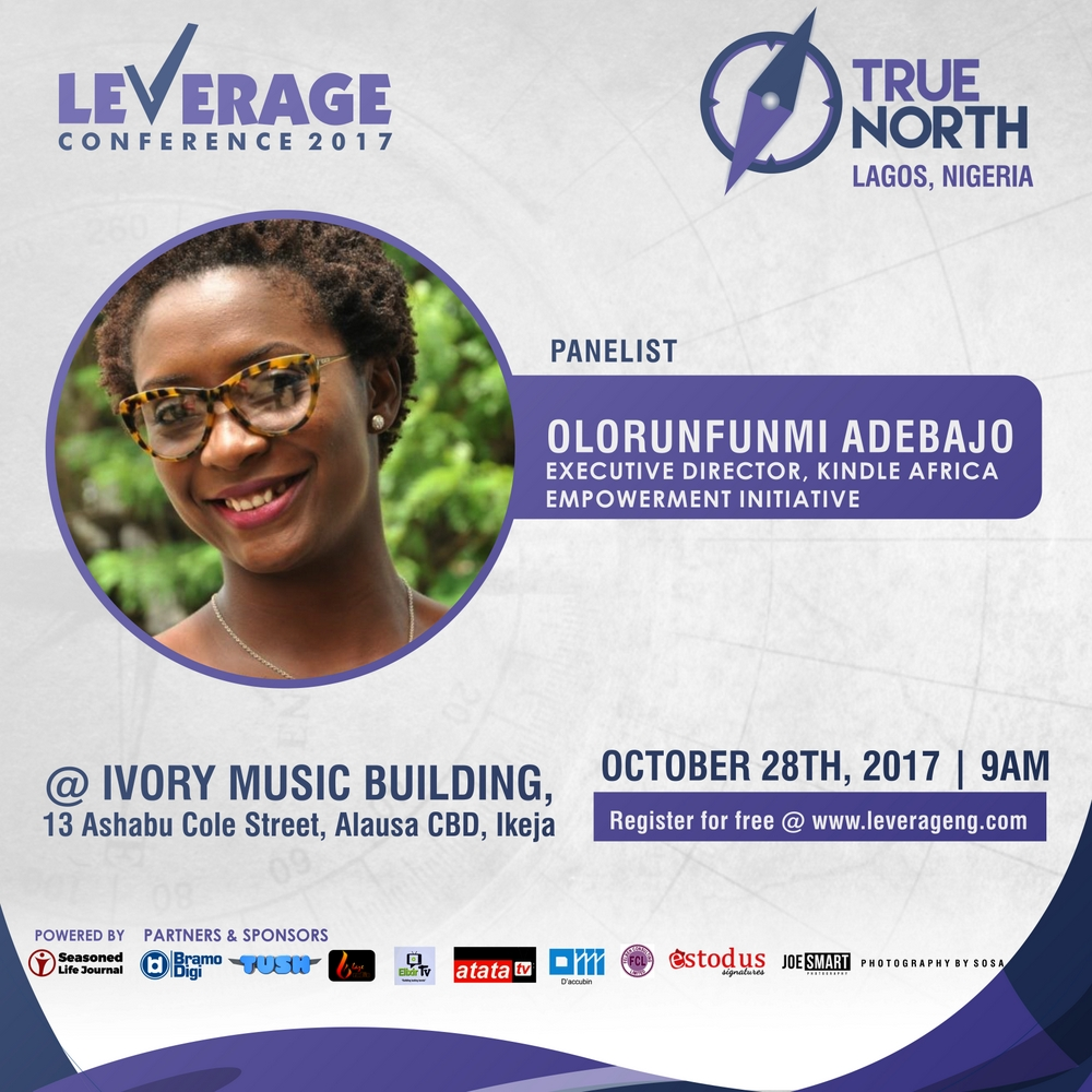 Teajay Chunu, Eniola Adeniji And Others For Leverage Conference 2017