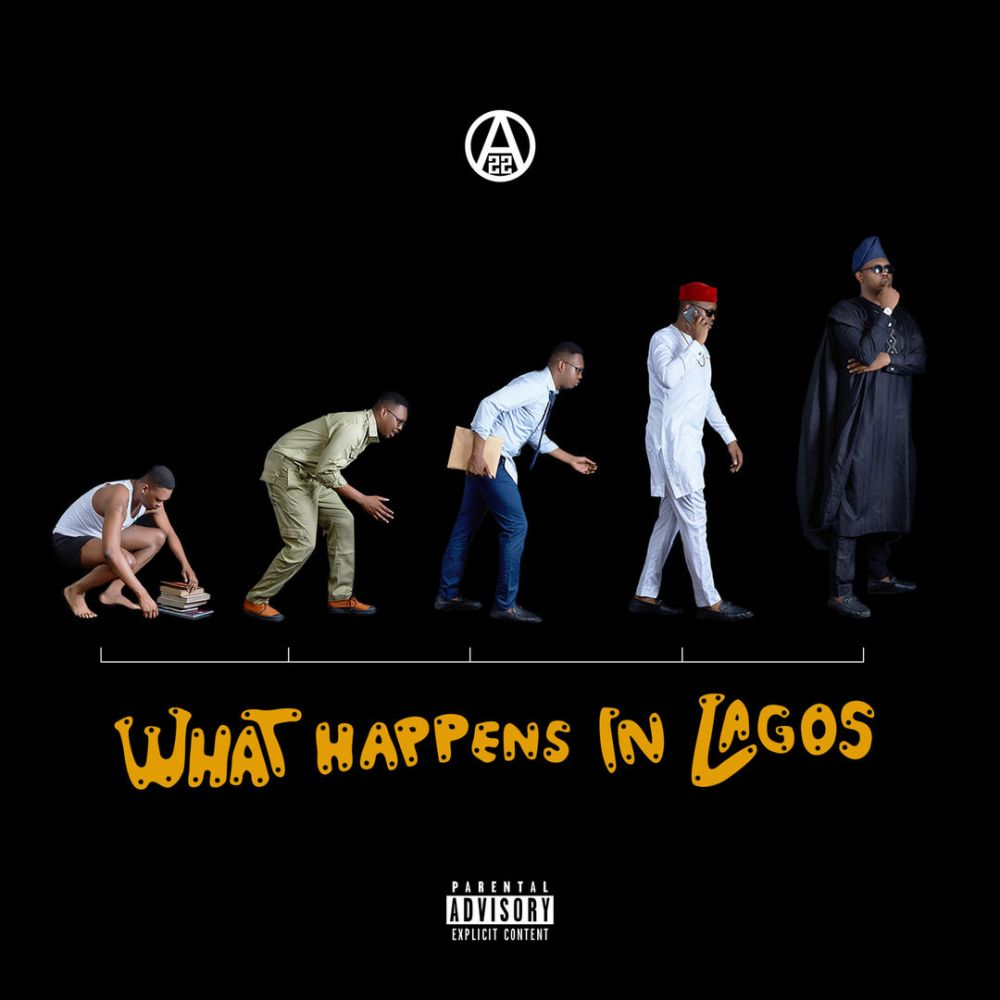 Album Review: Ajebutter22 – What Happens In Lagos
