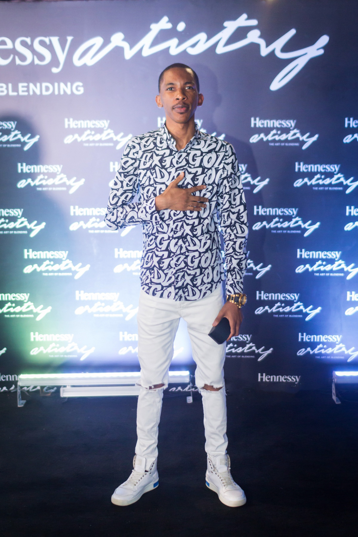 See Images: Olamide, Falz, Timaya and more at Hennessy Artistry 2017
