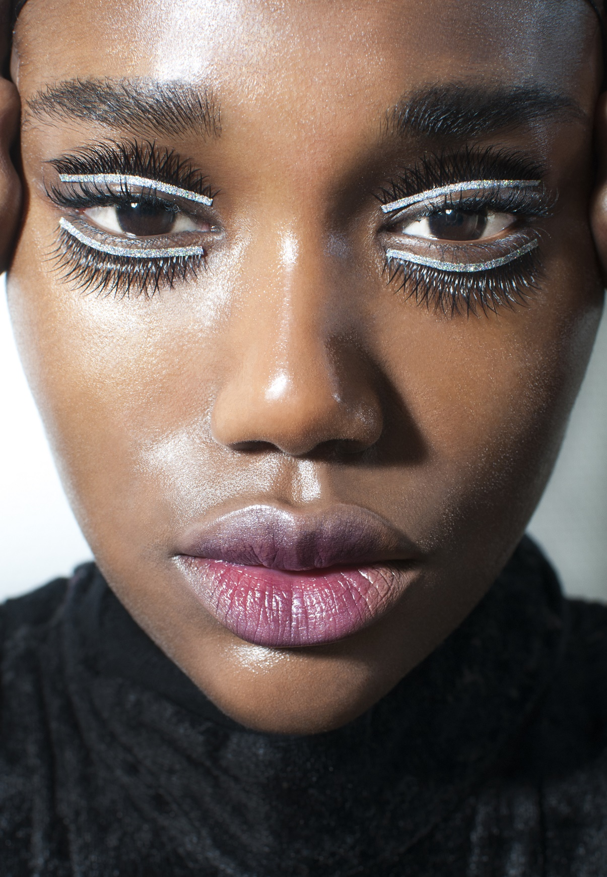 In A Blink Of An Eye: A Beauty Editorial By Vivienne Moon