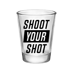 Shoot Your Shot! [Entry 39]
