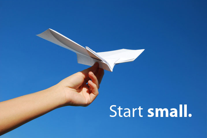 Start Small To Earn Big [Entry 30]