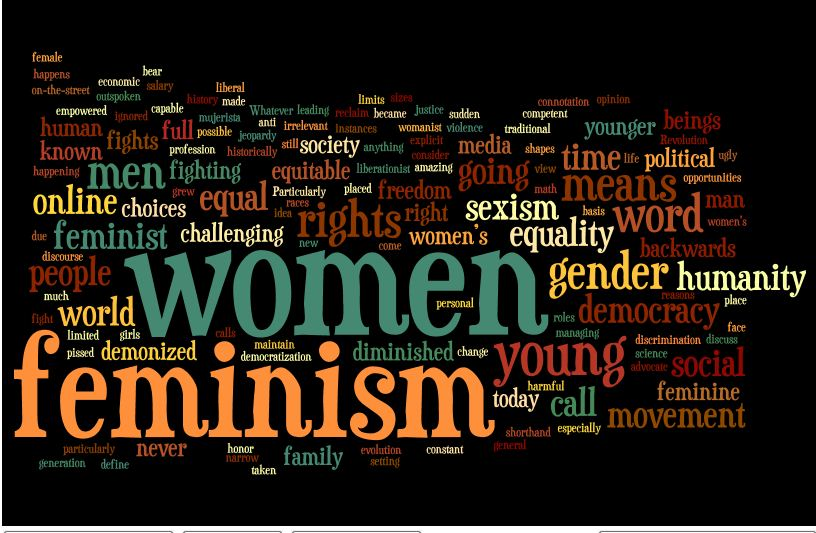 Entry 7 – Can Feminism Prevail In The Nigerian Society?