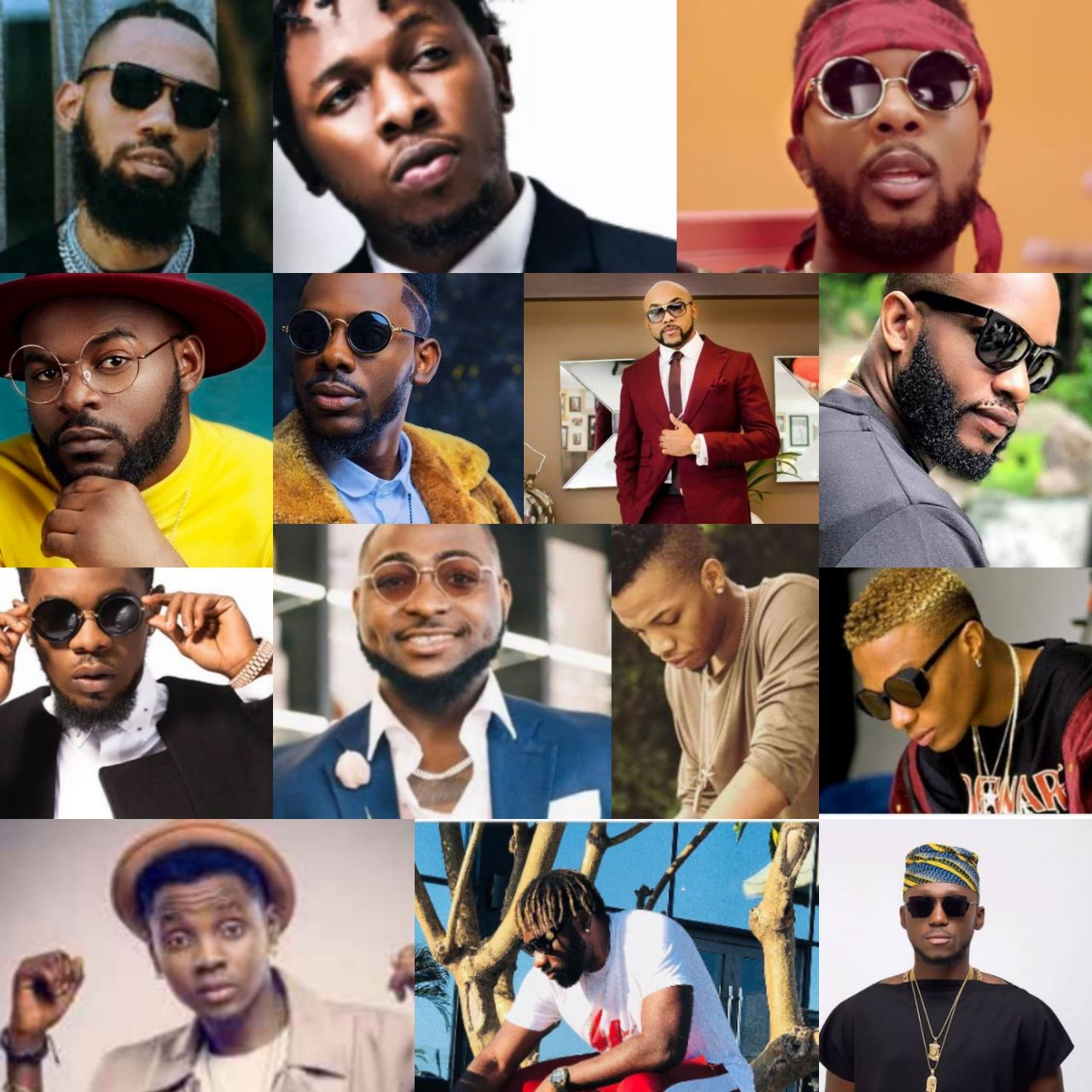 Entry 20 – Top 5 Sexiest Male Artistes In Nigeria