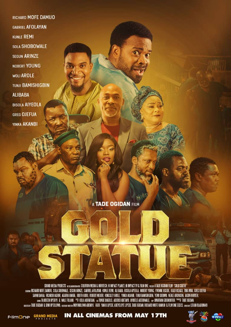 Entry 5 – Gold Statue Review