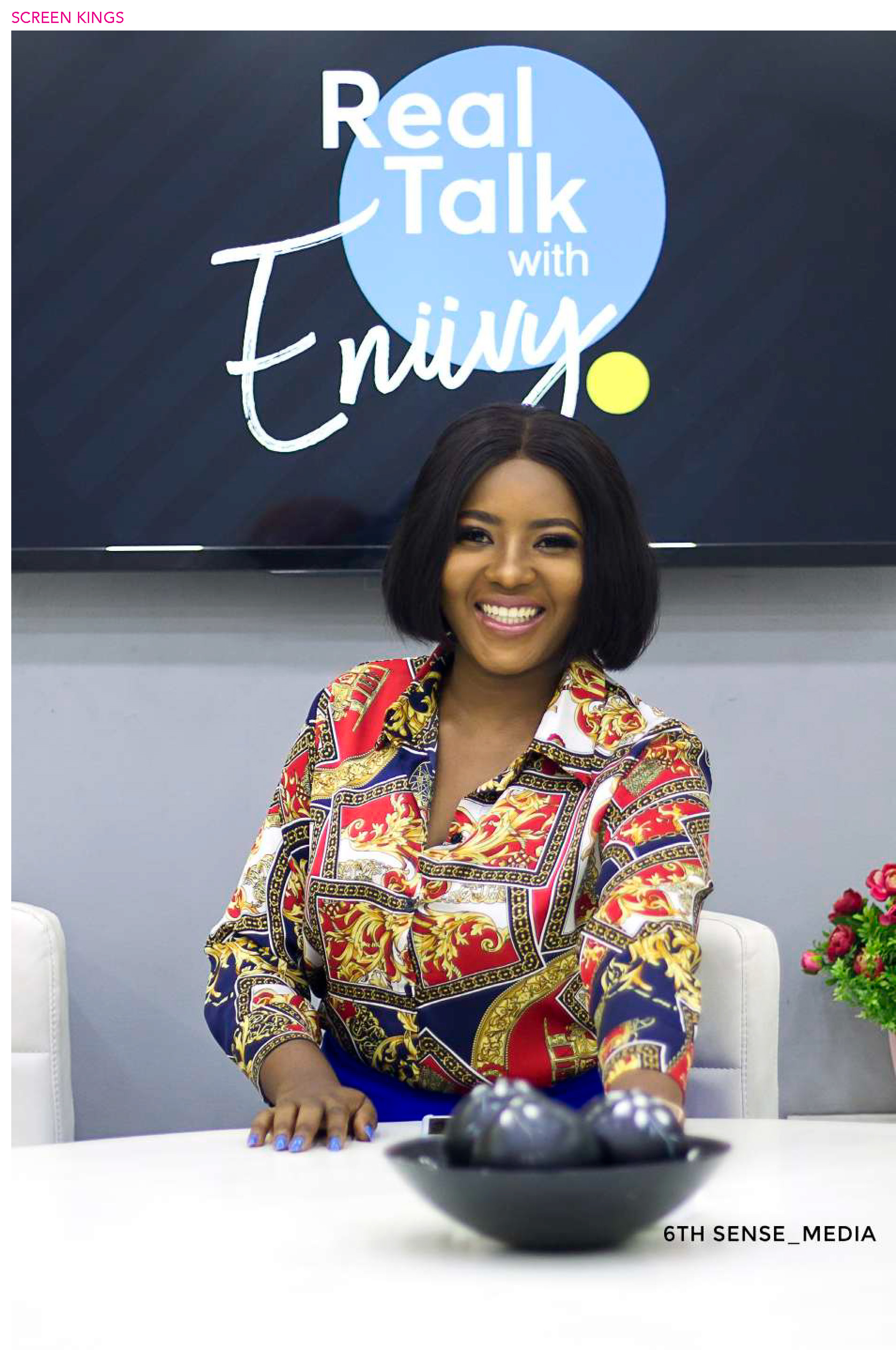 Eniola Omoniyi – Talks Juggling Multiple Talents, Having A Friend In Her Manager & Family
