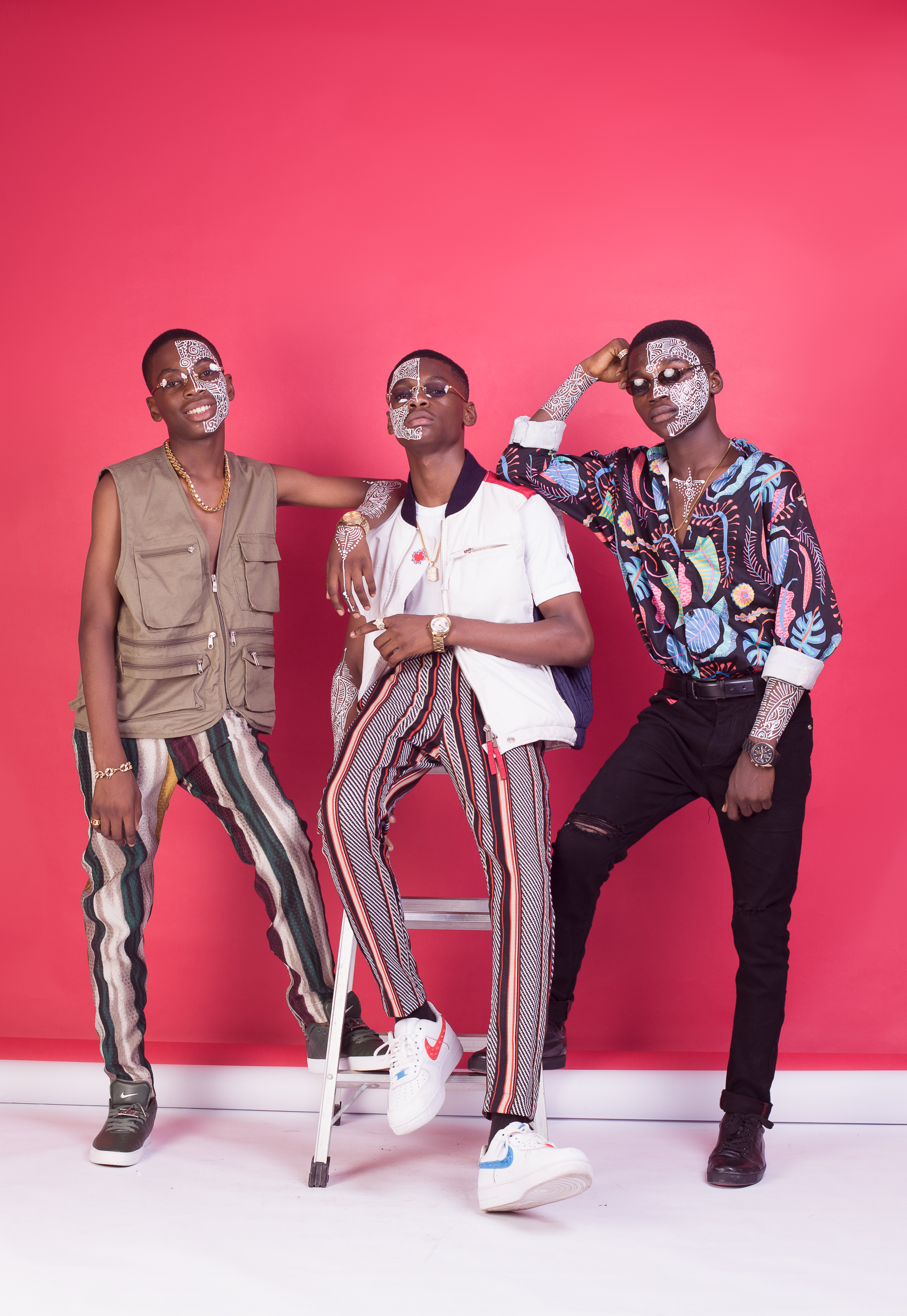 14 year old Boy Band, Puppy Pound Releases debut EP Project