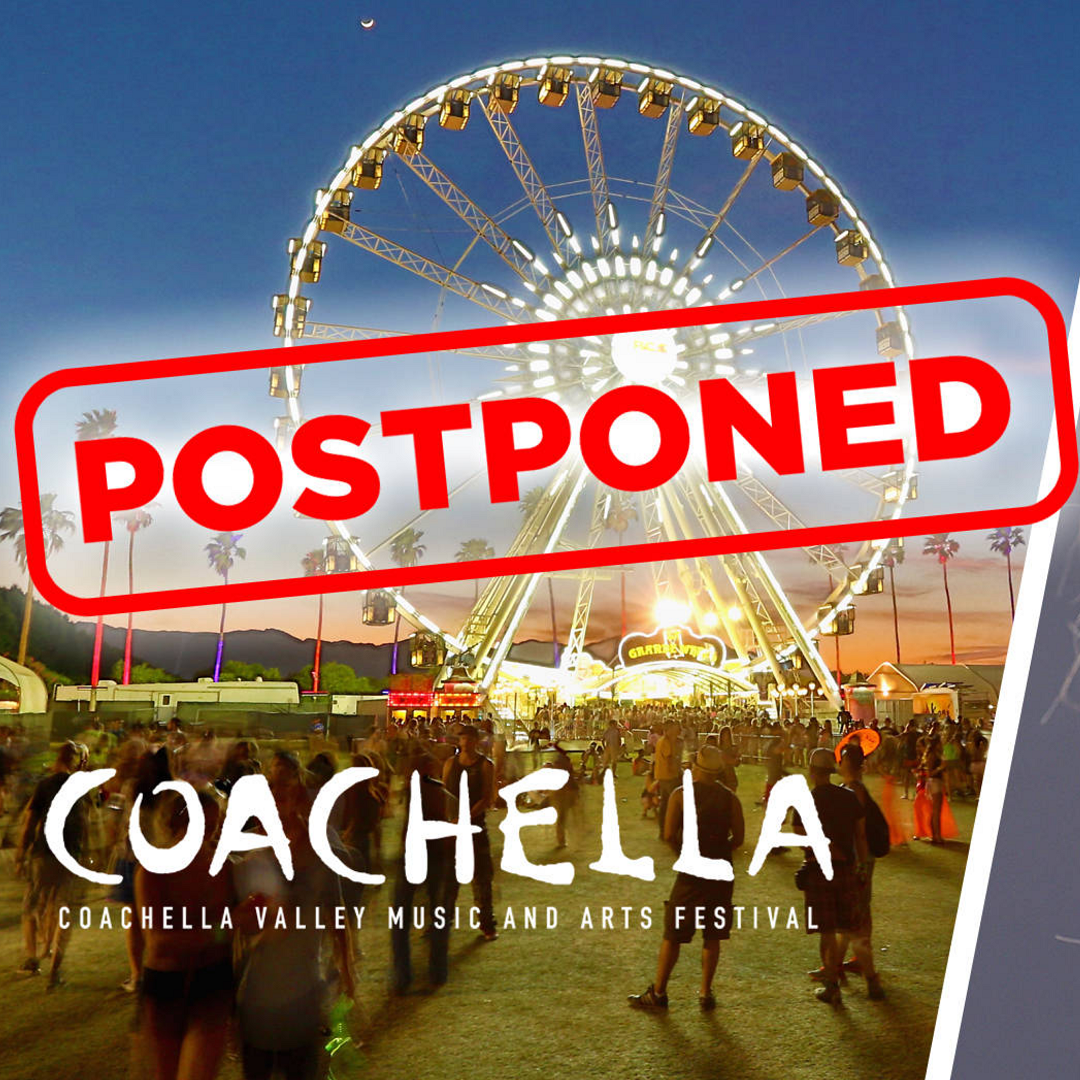 5 Musical Concerts Cancelled Due To Coronavirus