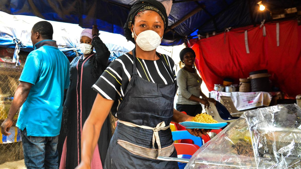 Post Lockdown Tales; A Look At The Lagos Market Mechanism