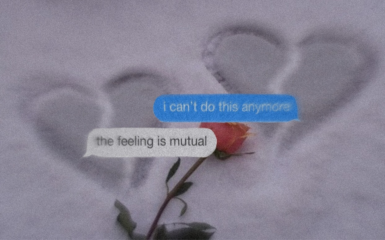 In The Mind of Heartbroken Individual