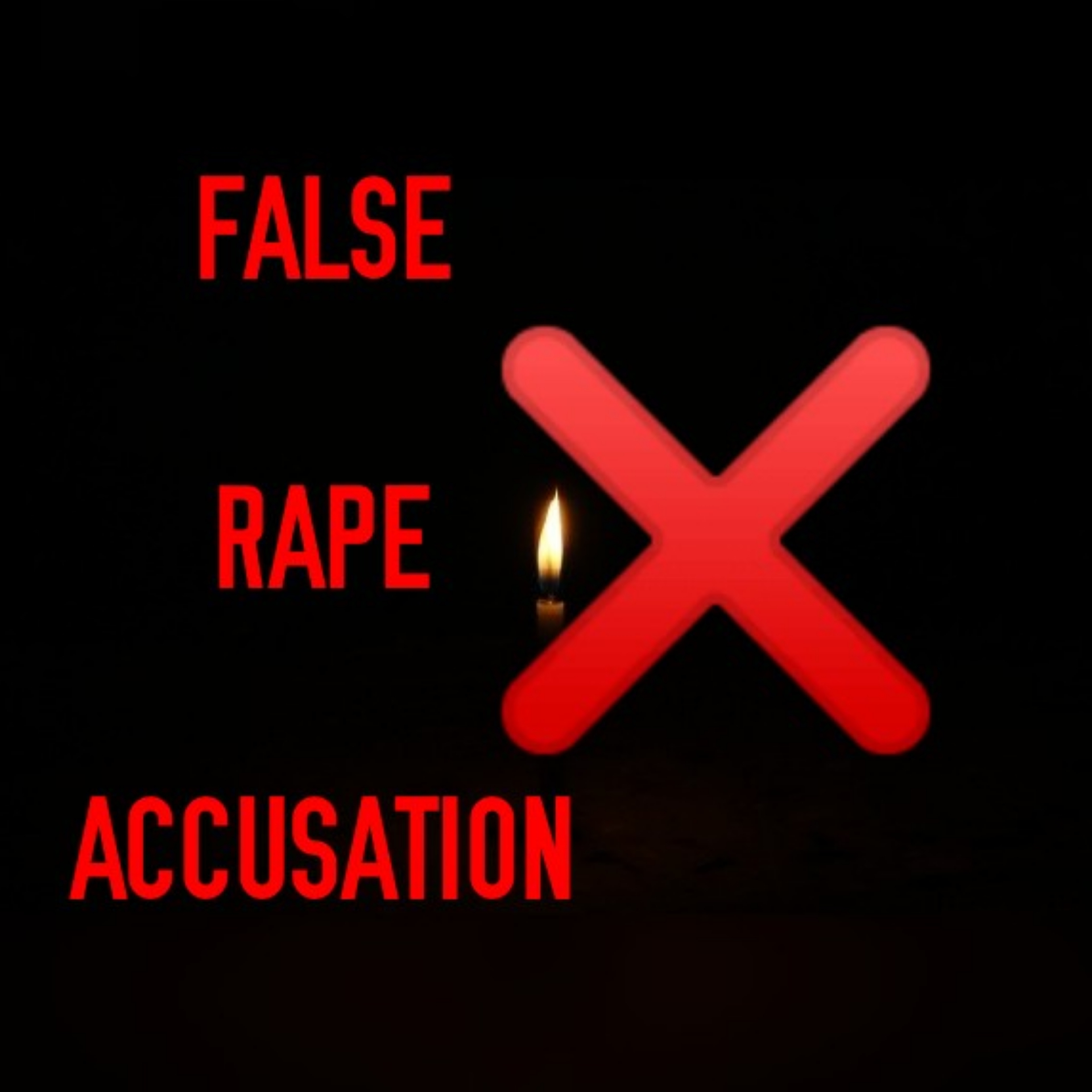 False Rape Accusation And It's Counter Productive Effect On The Noble Act Of Speaking Against Sexual Violence