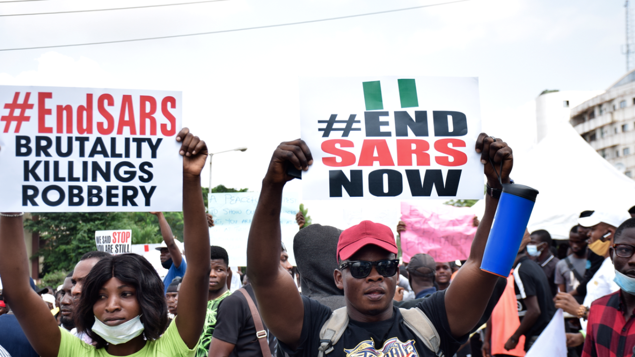 #EndSars : End The Brutality, We Need To Live Till Eternity