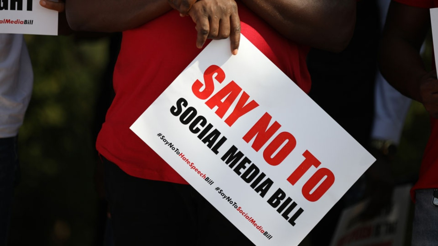 When Social Media Goes Dark: A Look At The Effects Of A Social Media Restriction