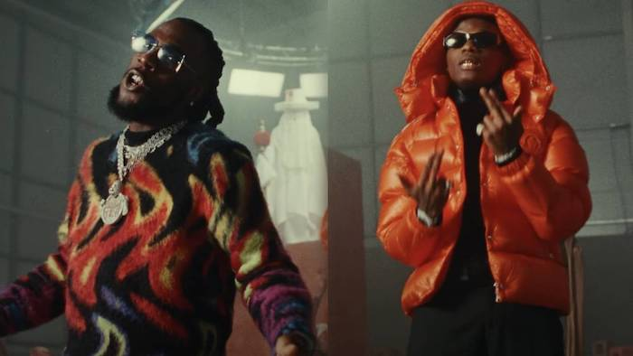 What Went Wrong With Wizkid's Ginger Video? Here's A Logical Answer
