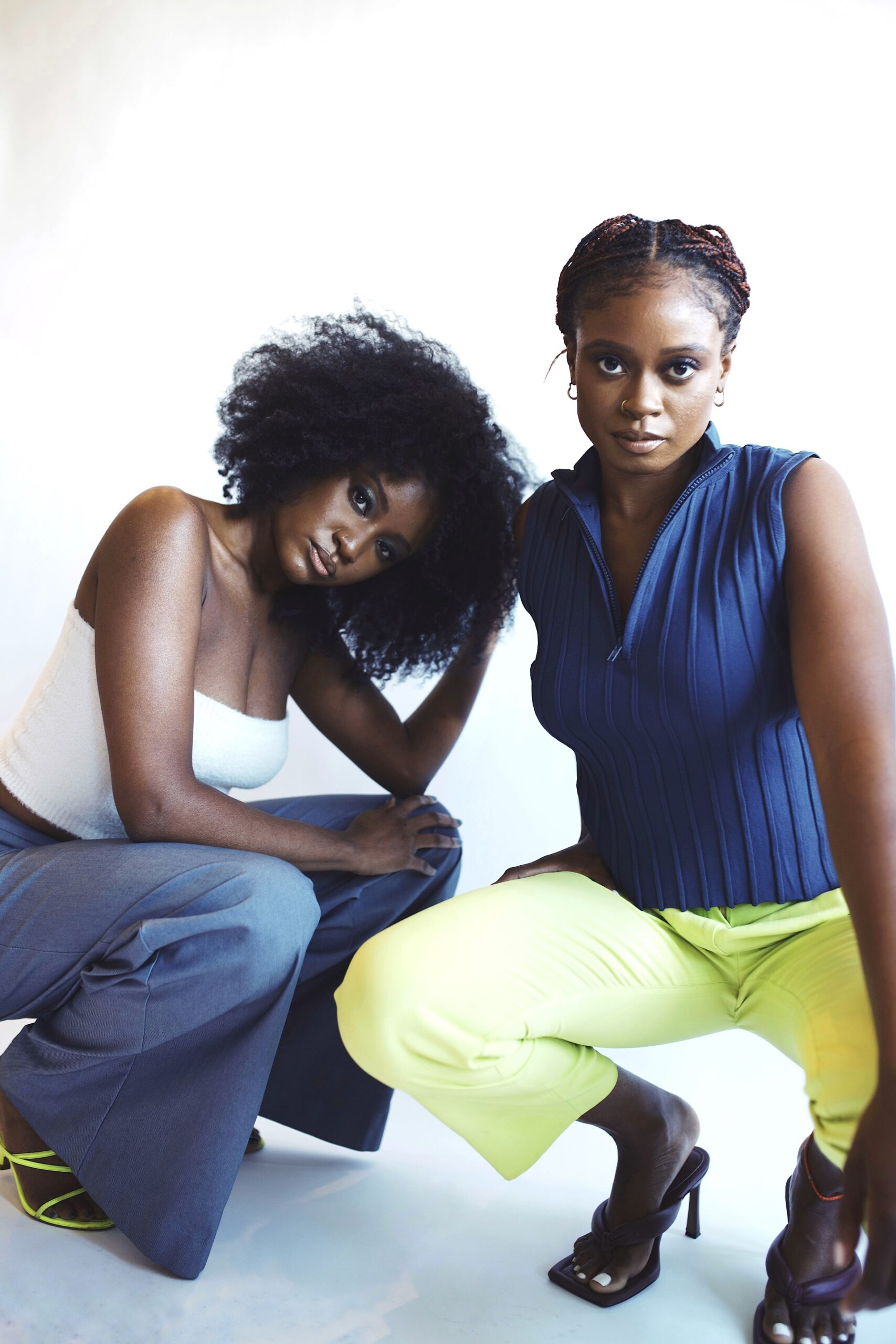 Nnenna and Bre: The Geniuses Running West of Ivy