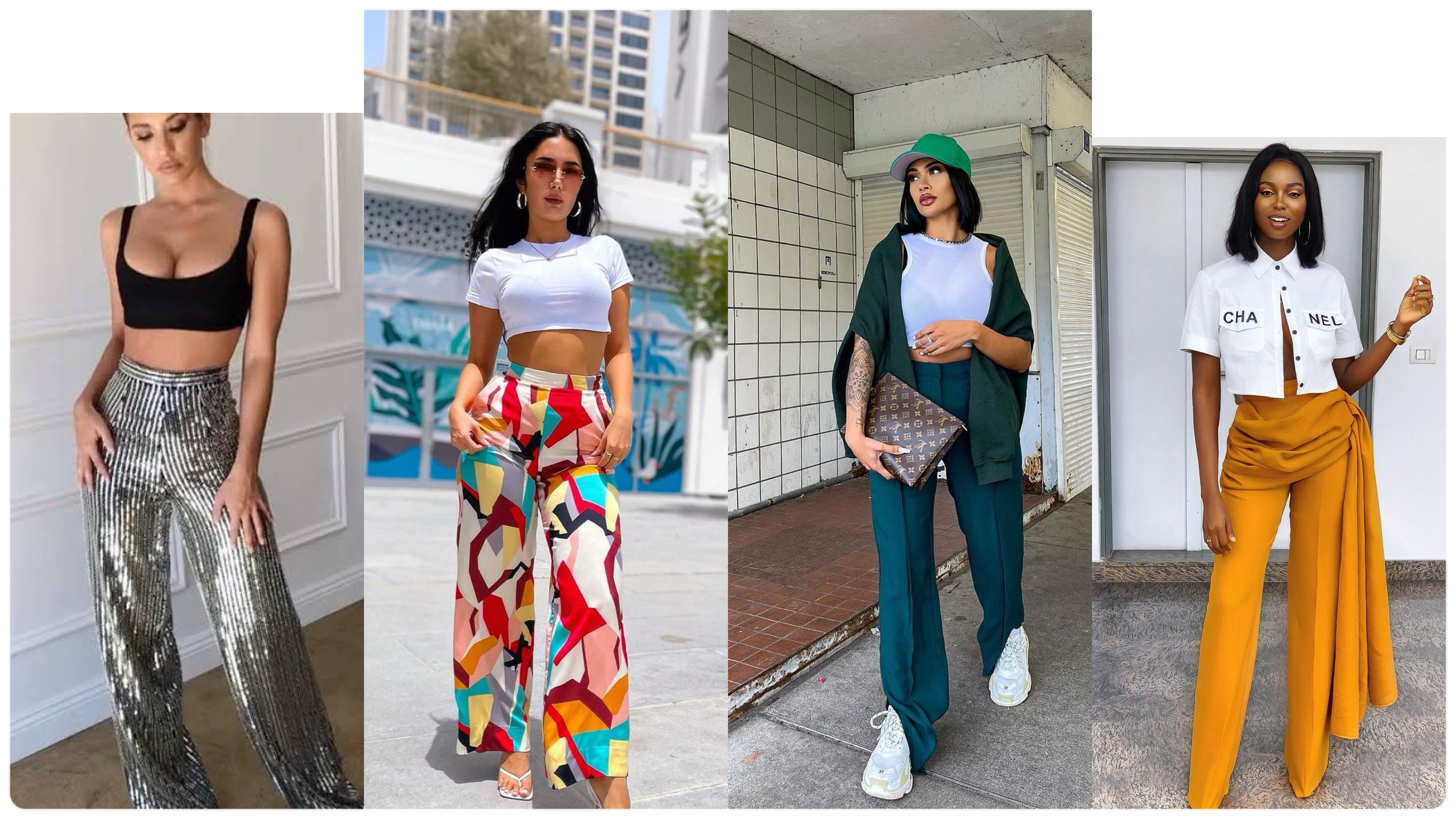 The Expressive, Sexy and Alluring Power of Statement Trousers
