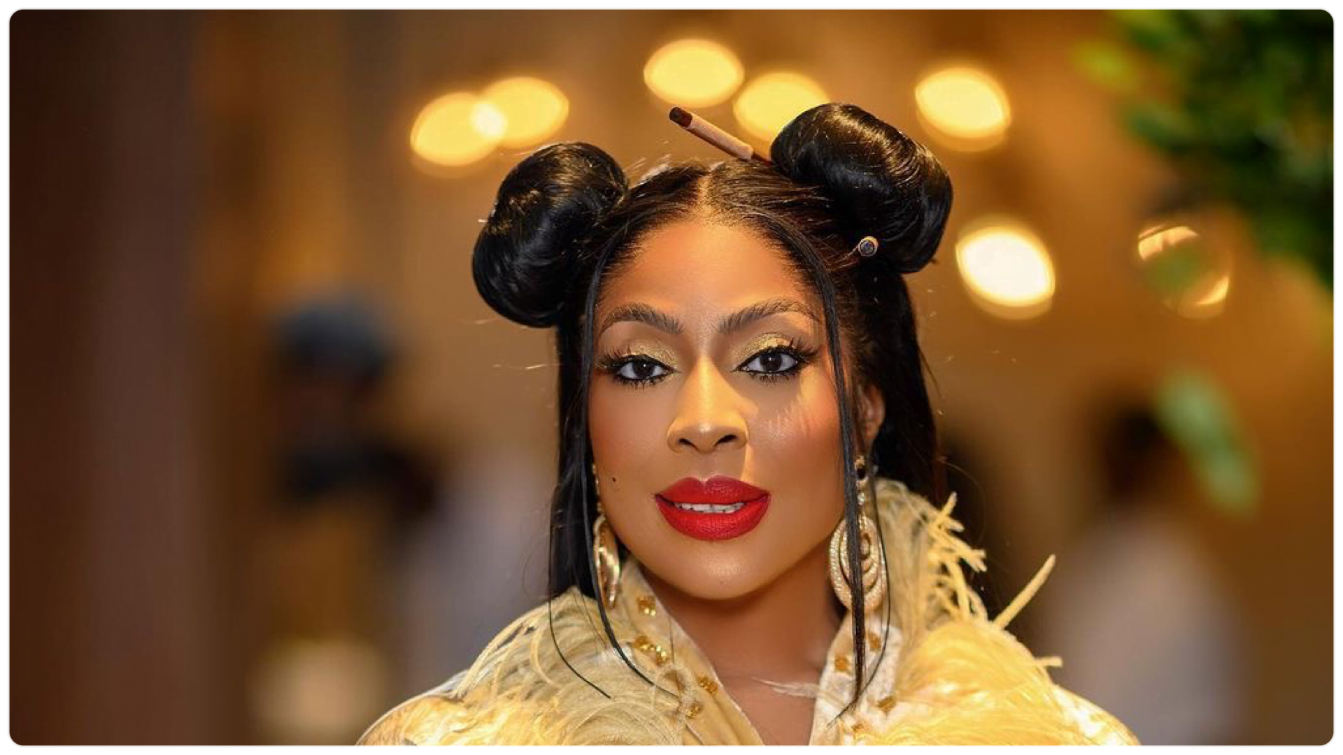 Our Favorite Oriental Looks From Mo Abudu's 57th Birthday Celebration