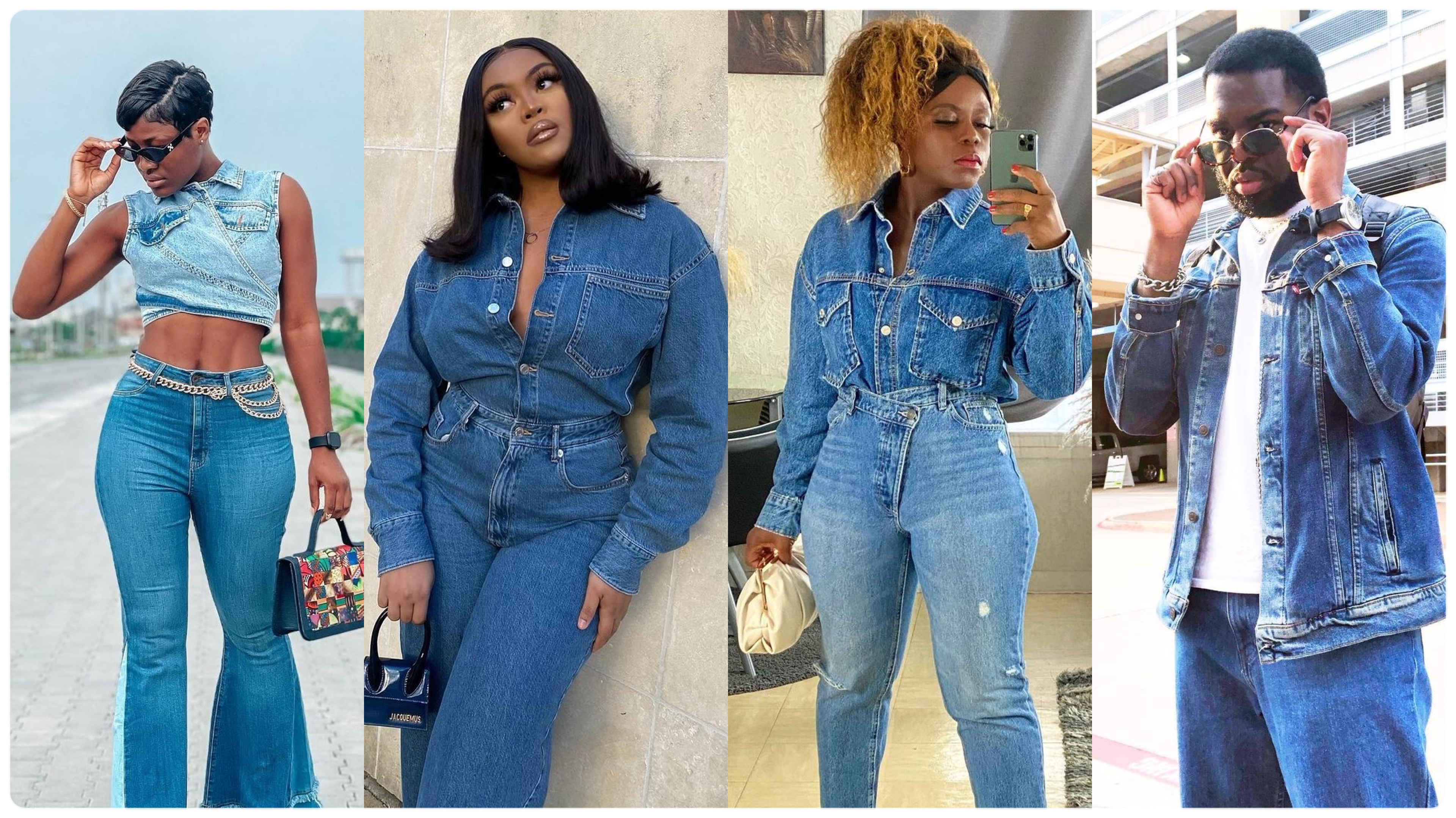 Denim-on-Denim is Making A Slow But Successful Comeback!