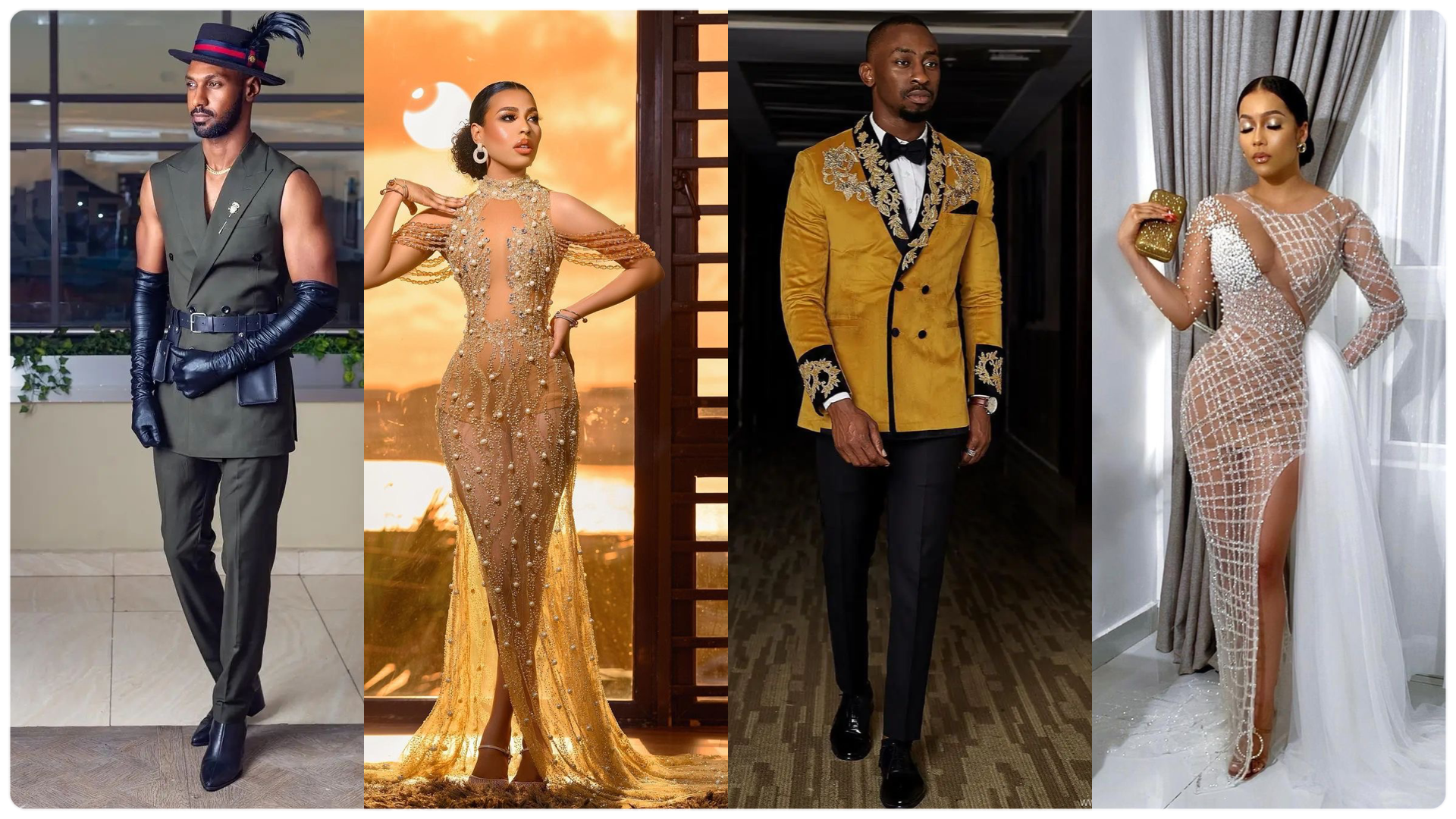 Fashion Killers and Fashion Faux-pas at The BBNaija Champions Party and Finale