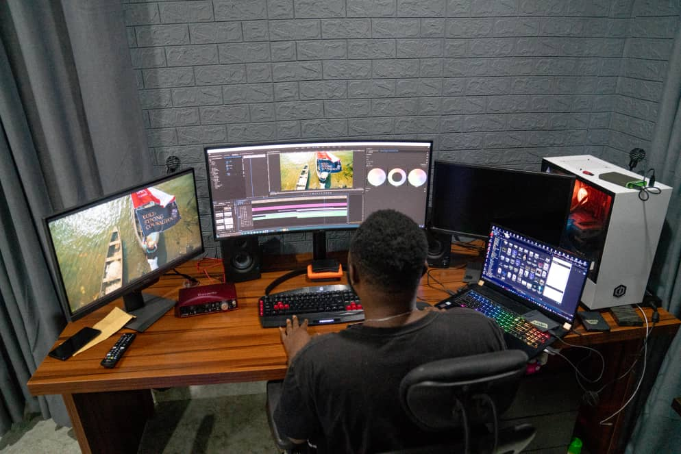 Meet TundeCutz; The Most In-Demand Editor In The Music Video Industry